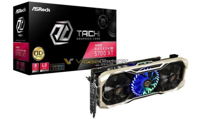 ASRock RX 5700 XT Taichi (1)