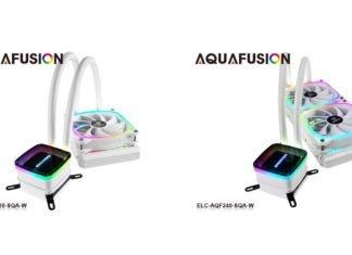 Enermax AquaFusion blanc