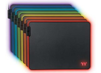 Thermaltake Level 20 RGB Gaming Mouse Pad