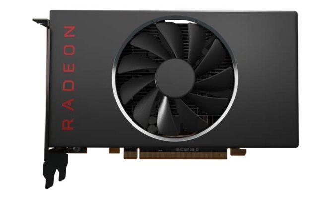 AMD RX 5500 - RADEON Software 19.10.1 -