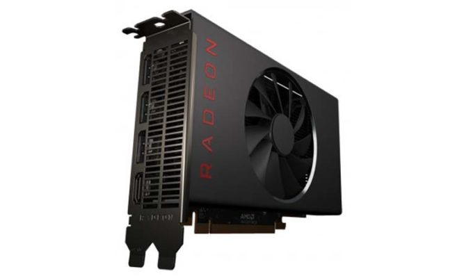 AMD RX 5500 - RX 5500 XT - RX 5600 XT