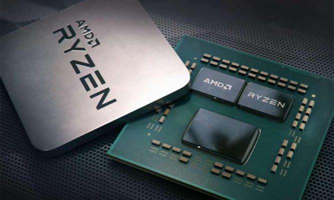 AMD Ryzen 3000 - Ryzen 9 3900 - Ryzen 5 3500X - Zen2