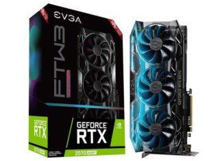 EVGA RTX 2070 Super Ultra+ FTW