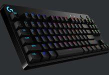 Logitech Pro Keyboard