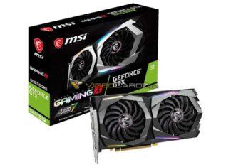 MSI GTX 1660 Super GamingX
