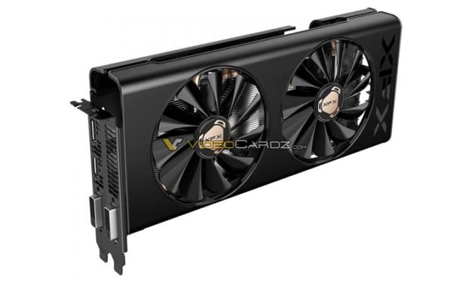 XFX RX 5500 Thicc II