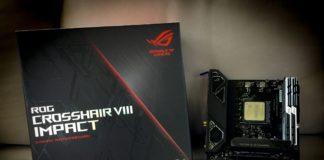 Asus Crosshair VIII Impact