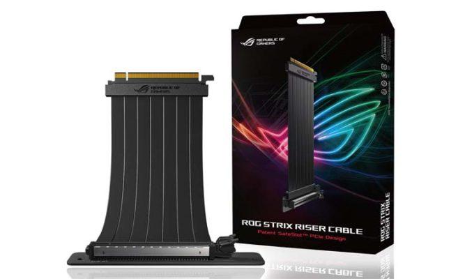 Asus ROG Strix Riser Cable