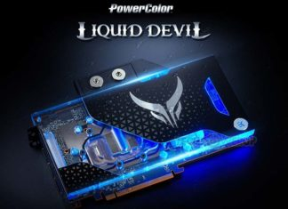 PowerColor RX 5700 XT Liquid Devil