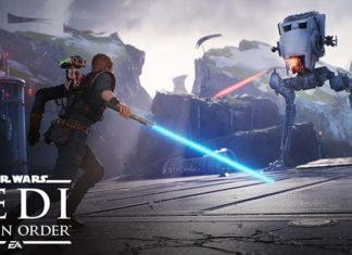 RADEON Software 19.11.2 - Star Wars Jedi Fallen Order