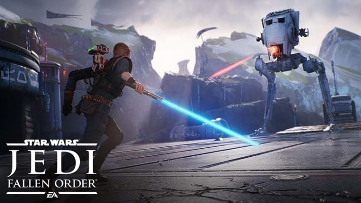 RADEON Software 19.11.2 - Star Wars Jedi Fallen Order