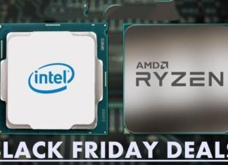 Black Friday CPU