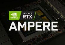 nVidia Ampere 7 nm