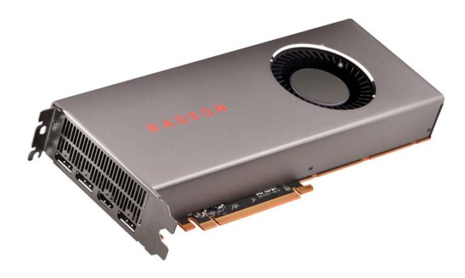 AMD RADEON RX 5600 Series