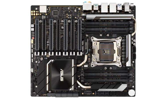 Asus Pro WS X299 Sage II (2)