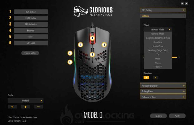 Glorious PC Gaming Race Model O (3)