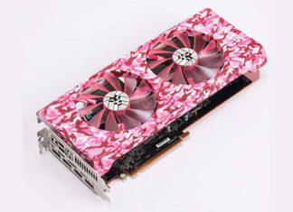 HIS RX 5700 Pink Army