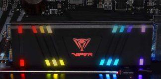Patriot VPR100 RGB-Lit