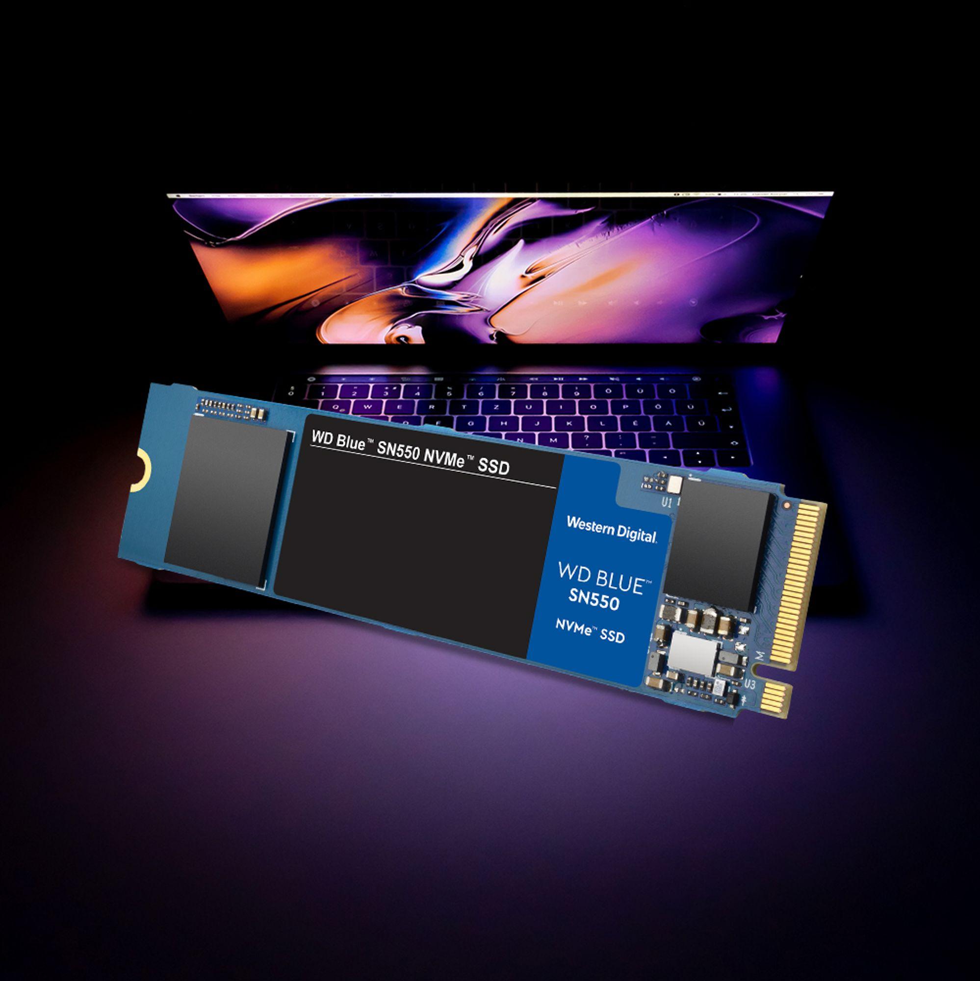 Western Digital SN550 M2 NVME SATA