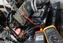 La KFA2 RTX 2070 Super HOF 10th Anniversary sous froid