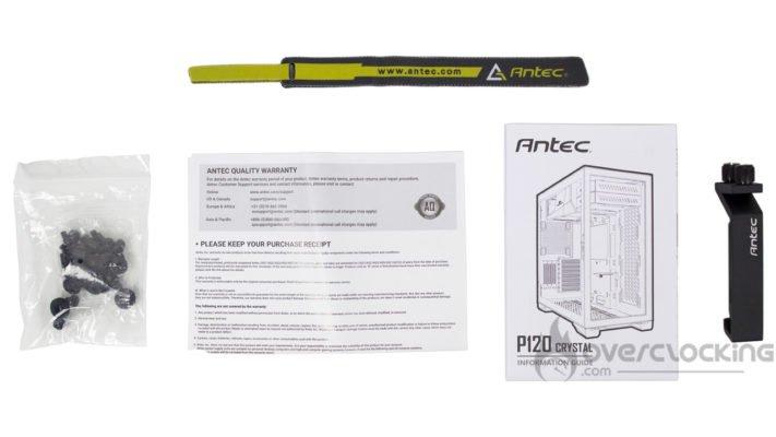 Antec P120 Crystal