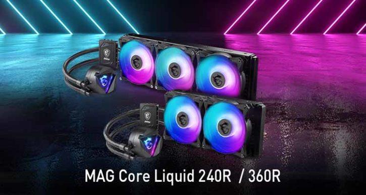 MSI MAG Core Liquid