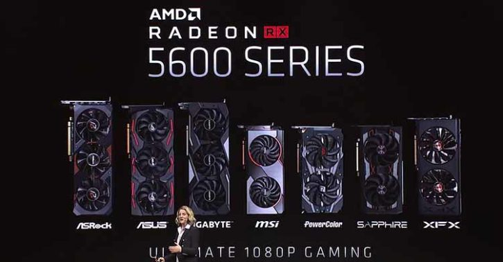 RX 5600 XT Customs