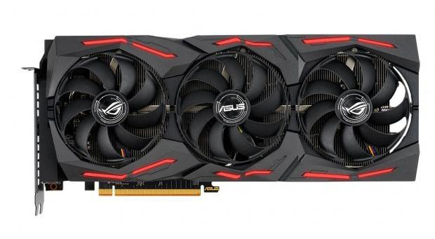 L'Asus RX 5600 XT Strix TOP