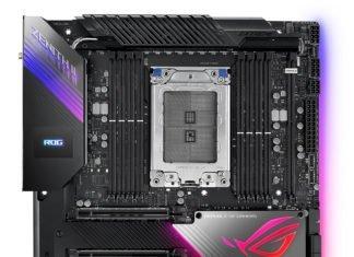 L'Asus ROG Zenith II Extreme Alpha