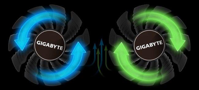 Gigabyte Alternate Spinning