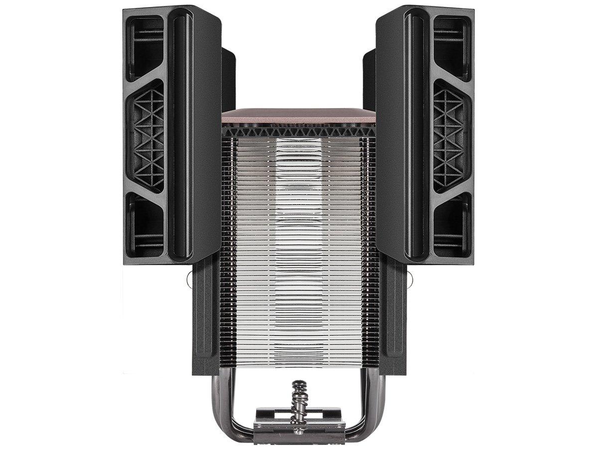 Le système de refroidissement aircooling Corsair A500