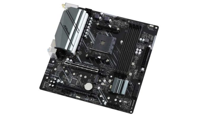 ASRock B550AM Gaming