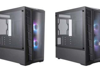 Cooler Master MB311L & MB320L