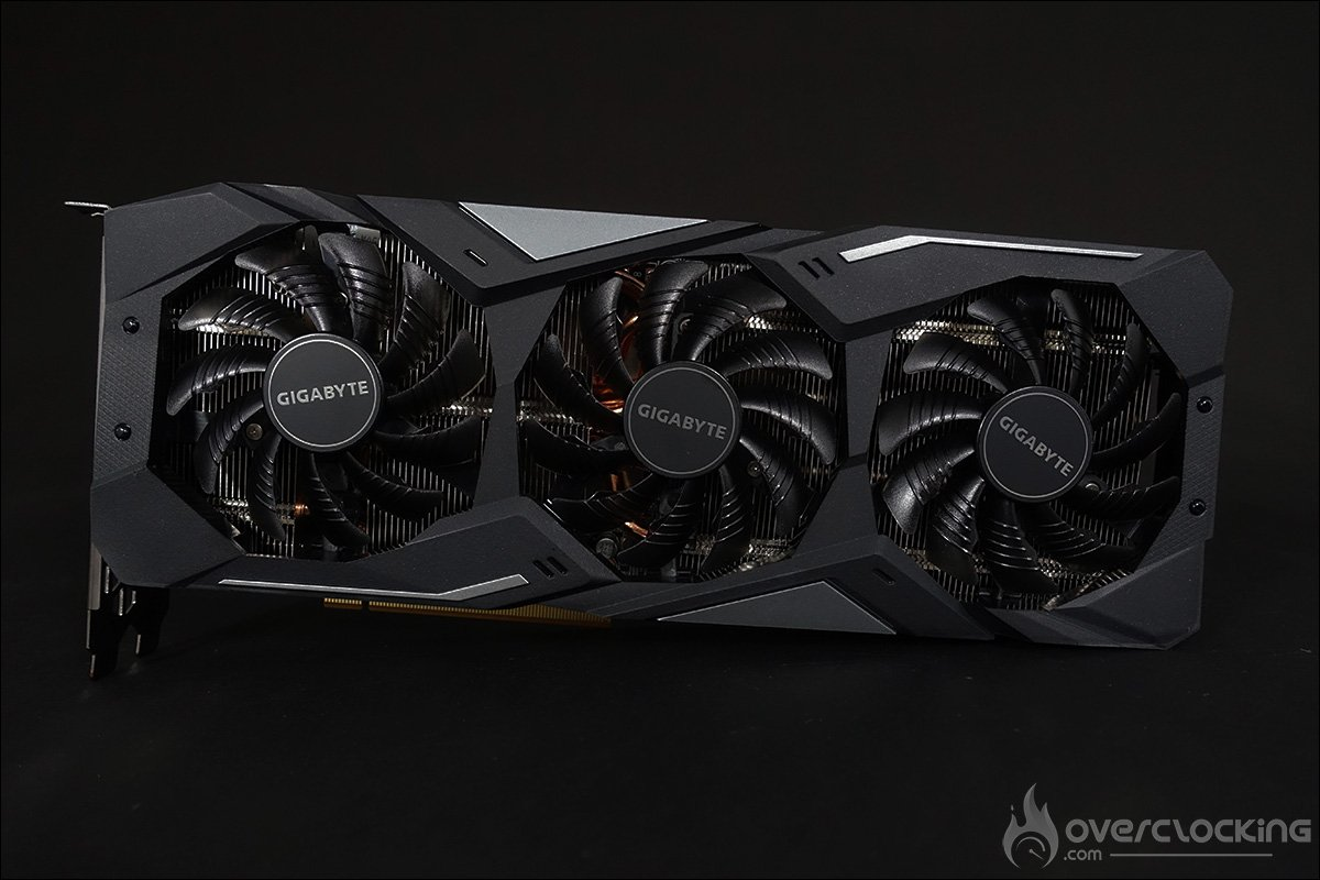 La Gigabyte RX 5600 XT Gaming OC 6G