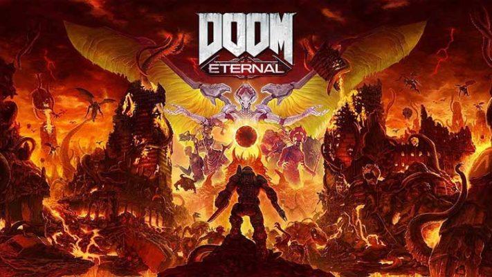 Doom Eternal - GeForce 442.74 WHQL