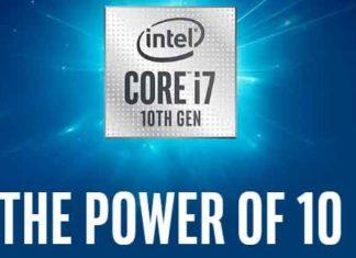 Intel 10ème Génération Comet Lake-S
