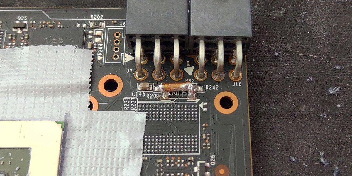 Nvidia Power Mod