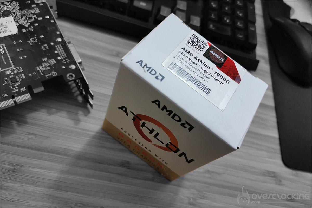 Le processeur AMD 3000G