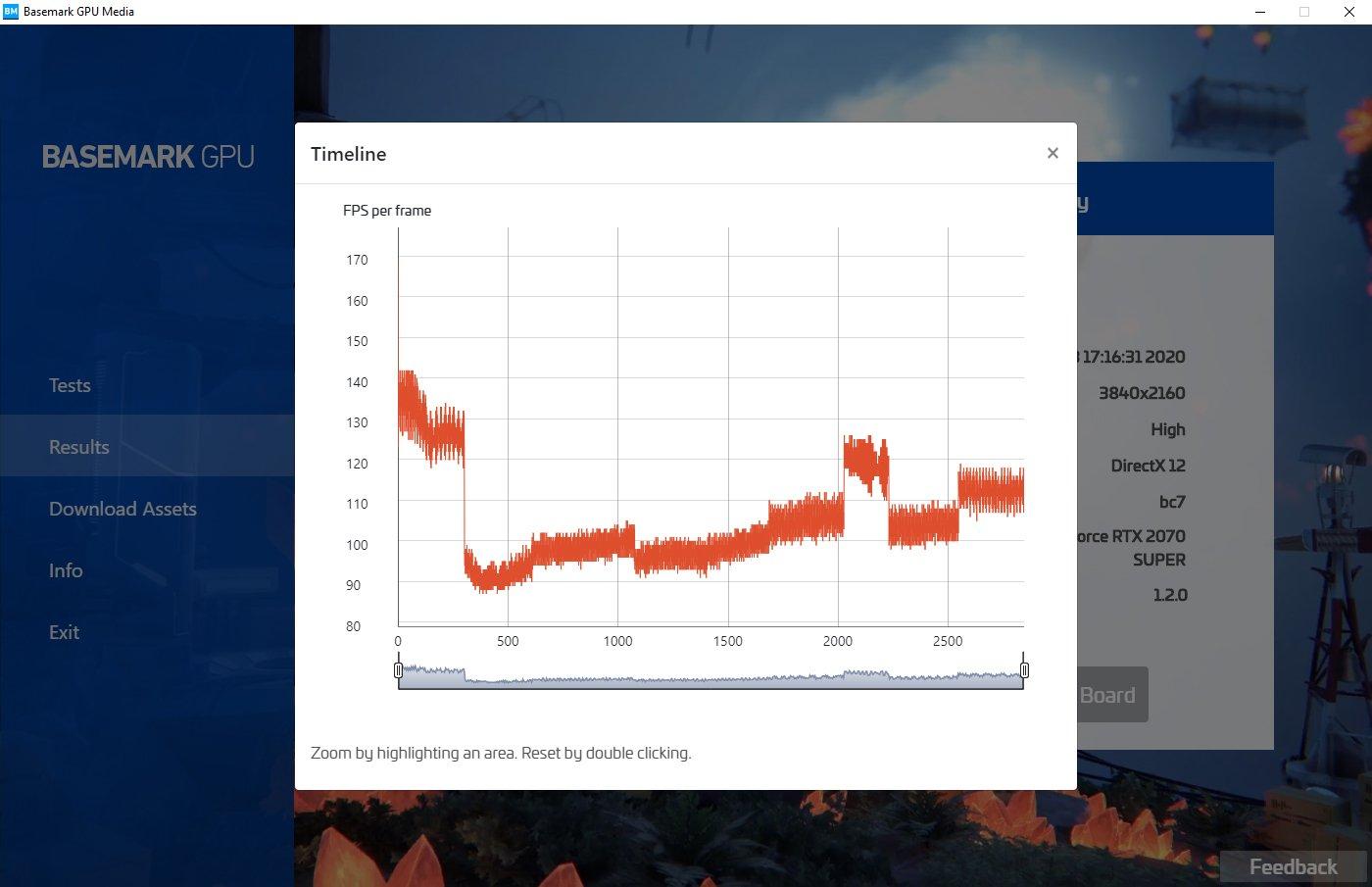 Basemark GPU passe en version 1.2