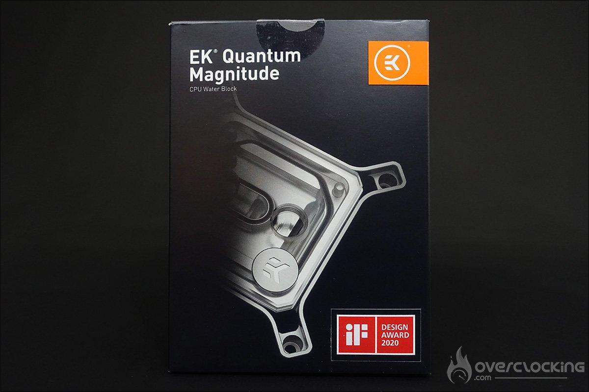 Le waterblock EK Quantum Magnitude LGA2066