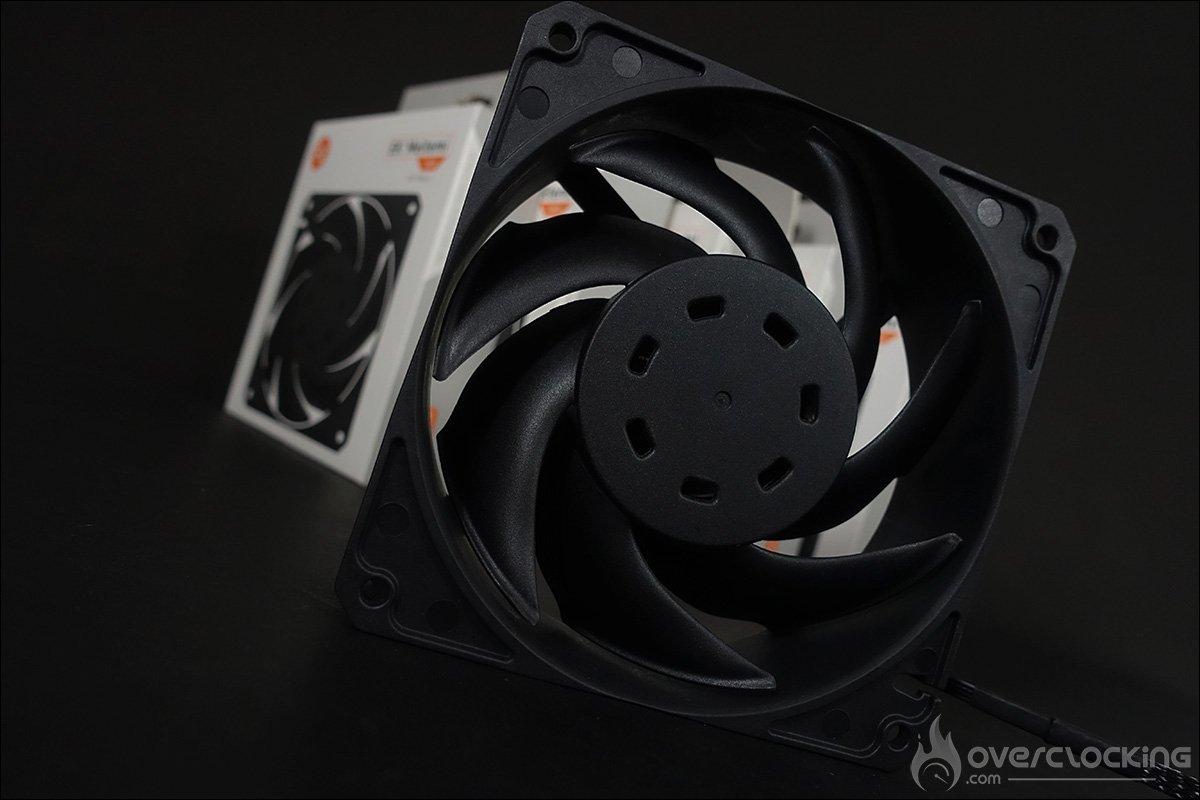 Les ventilateurs EK Melmeti 120ER