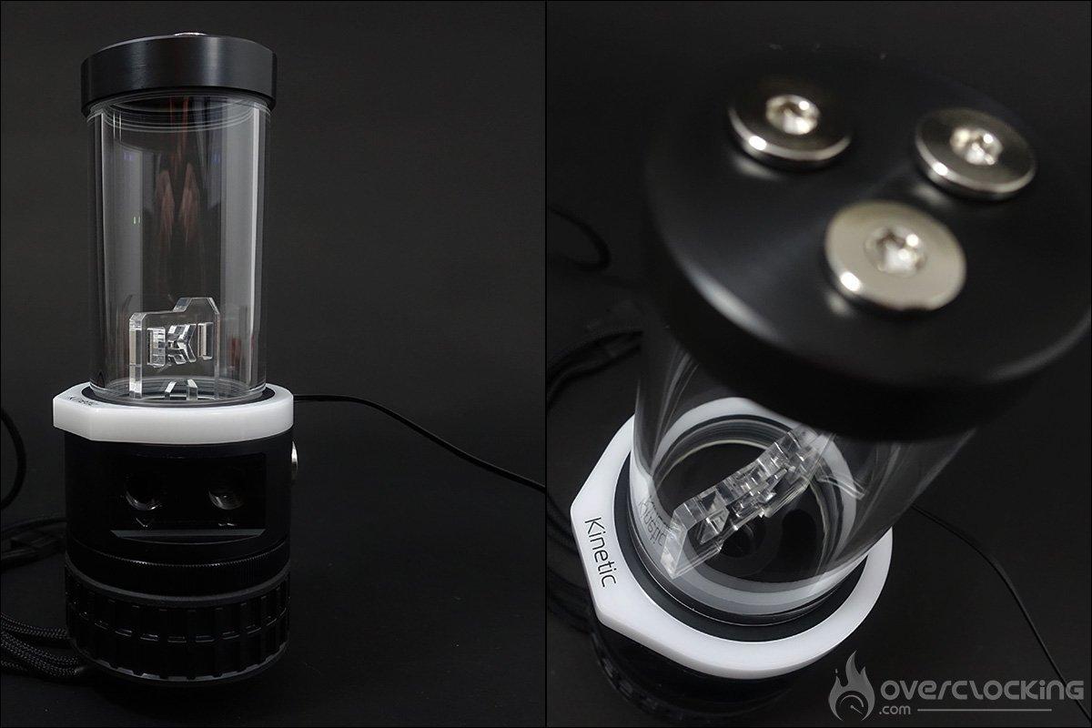 La pompe EK Quantum Kinetic TBE 200 D5 PWM