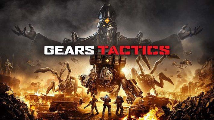 Gears Tactics - RADEON Software 20.4.2