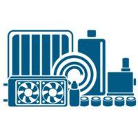 Logo montage d'un watercooling