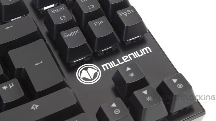 Millenium Touch 2 Mini marquage