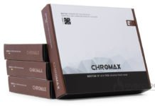 Noctua NF-A14 PWM chromax.black.swap boîte
