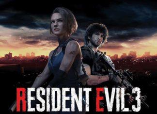 Resident Evil 3, version 2020