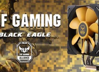 Thermalright Black Eagle TUF Gaming