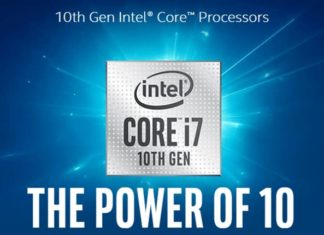 Intel 10 eme generation
