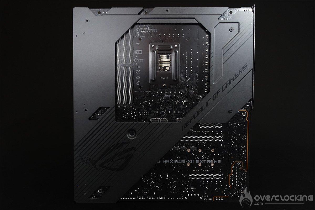 La carte mère Asus ROG Maximus XII Extreme Z490